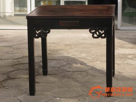 红木麻将桌