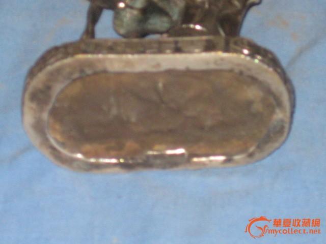 铜溜银反弹琵琶