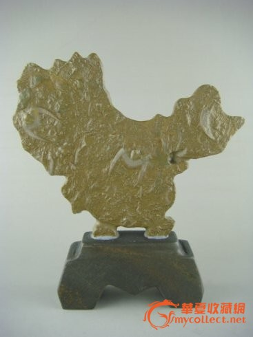燕子石--中国地图