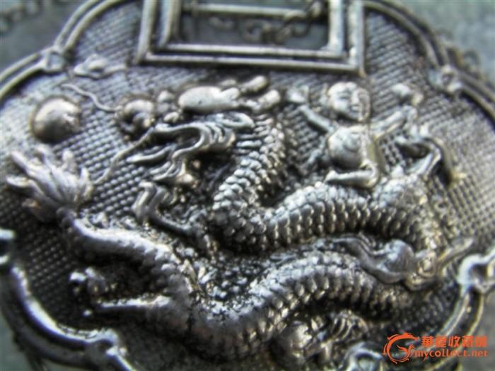 长命锁_长命锁价格_长命锁图片_来自藏友神农架_杂项
