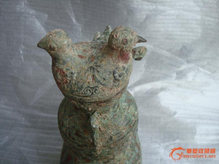 青铜器双羊尊-图3
