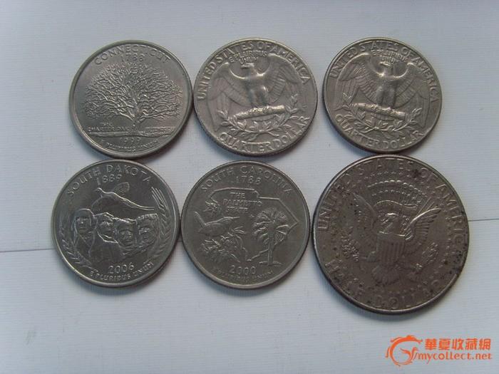 美国硬币 美国硬币价格 美国硬币图片