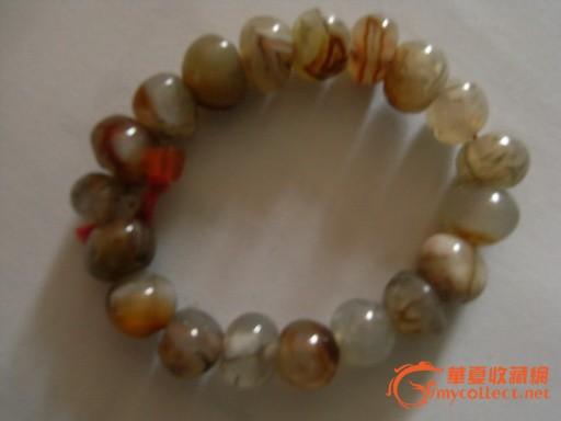玛瑙手珠-图1图片
