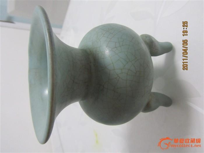 宋汝窑瓷器