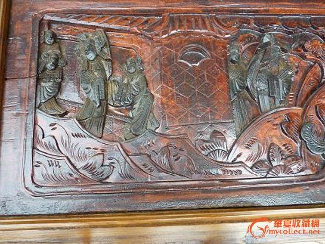 清代徽州木雕-图3