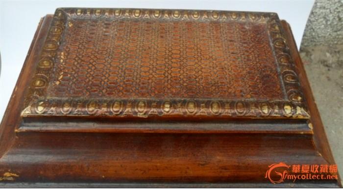 一个漂亮的木头首饰盒子大号的