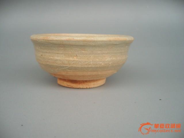 元代 龙泉青瓷小酒杯