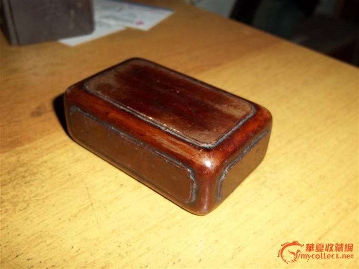 一个稍微大点的盒子,木头的!