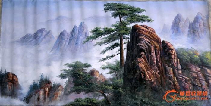 油画风景-图1