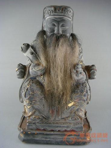 木雕神像39