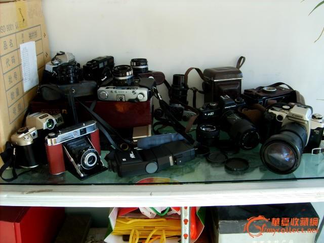 旧胶卷相机