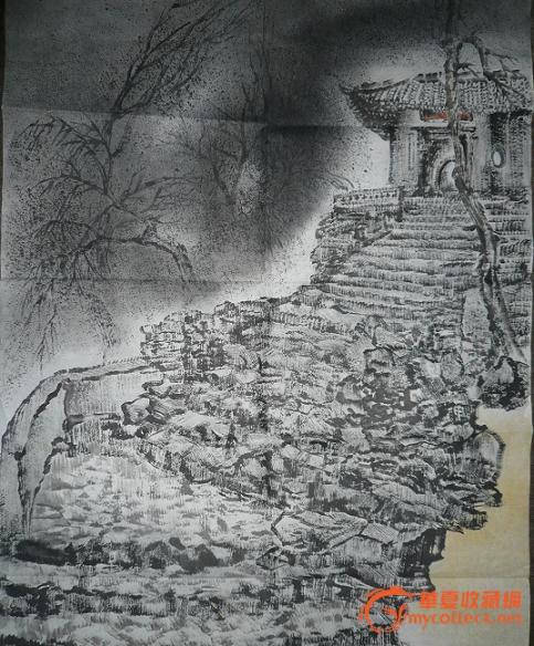 岭南画派的创立者 著名画家高剑父作品图片