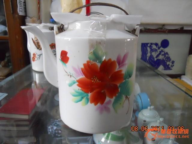 手绘茶壶3