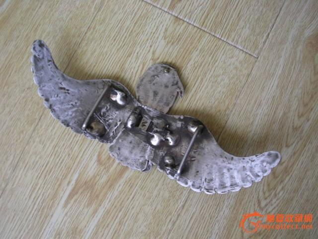 手工制作的不锈钢腰带带钩