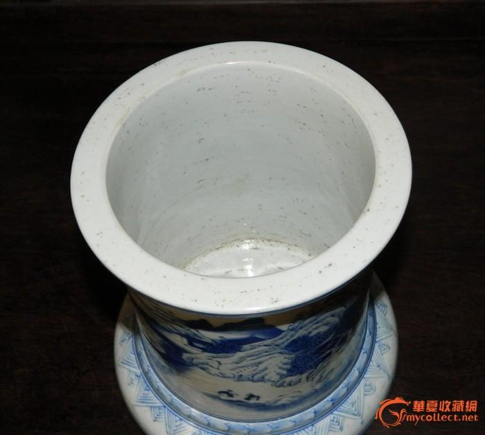 文革杯 解放初德化白瓷镂空编织纹笔筒 德化窑白瓷罐 文革梅花壶2个处