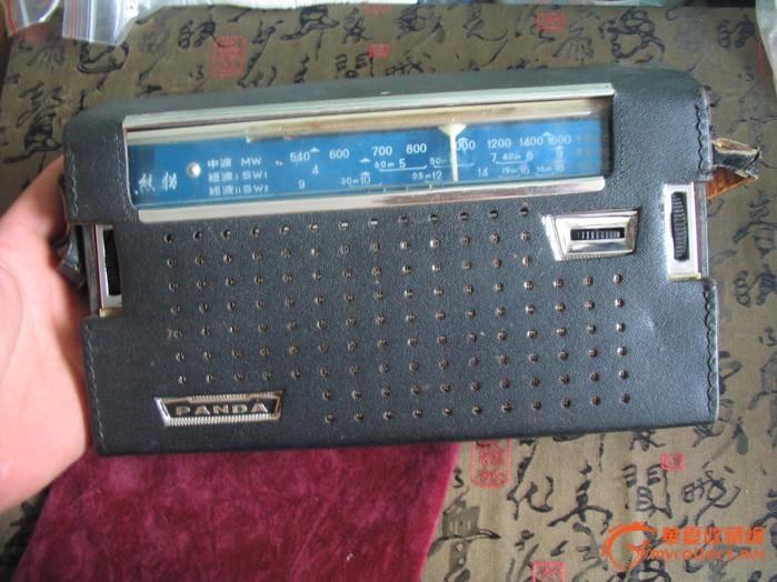 老熊猫收音机