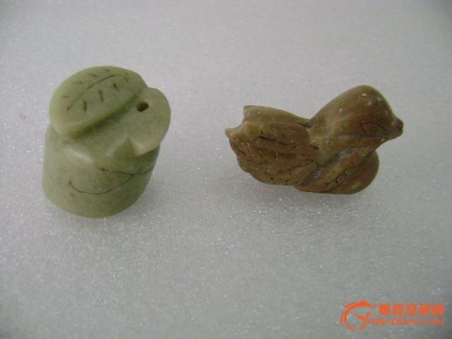 青田石雕小挂件