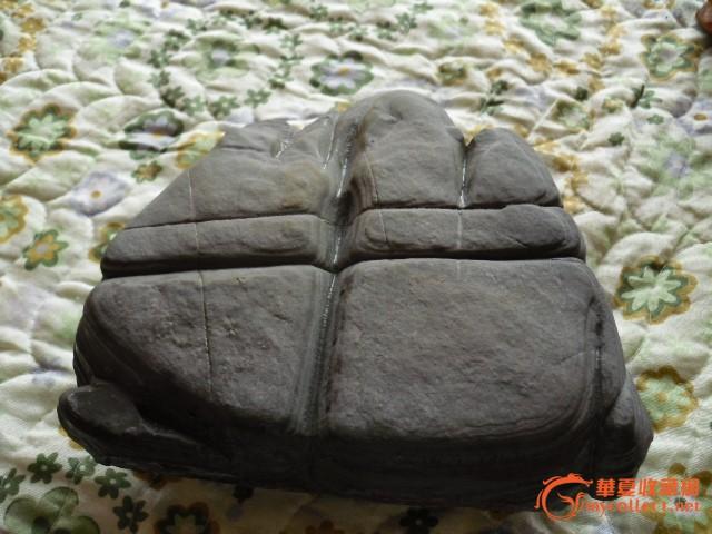 长白山松花石原料图片