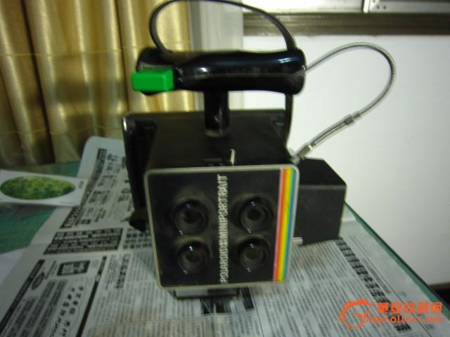 老照相馆老相机-朋友收藏的老照相机一台