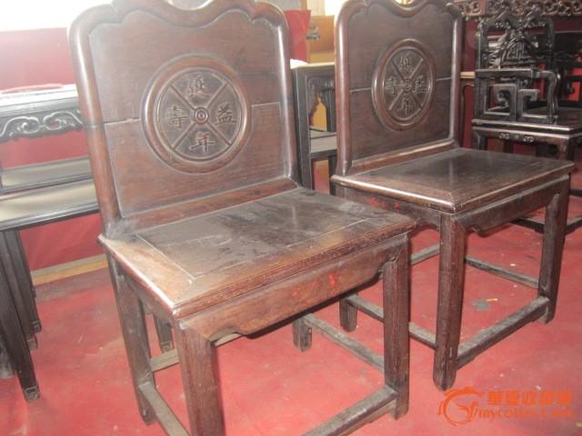 古董家具,红木椅子