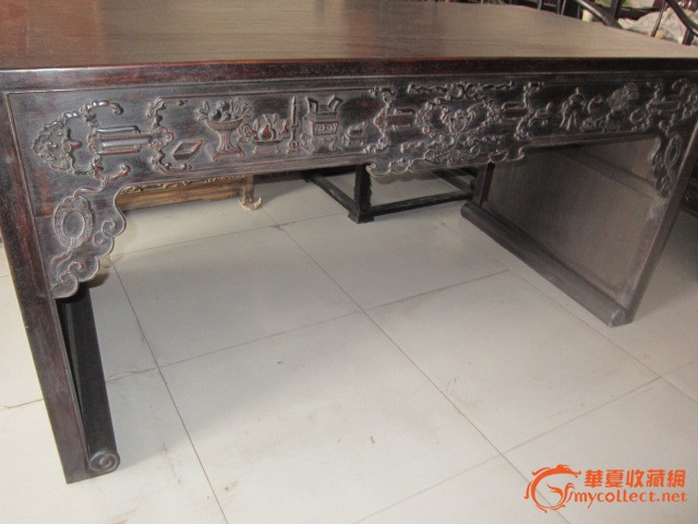 古董家具,紅木畫桌