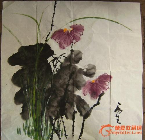 中国书画名家 杨历生图片