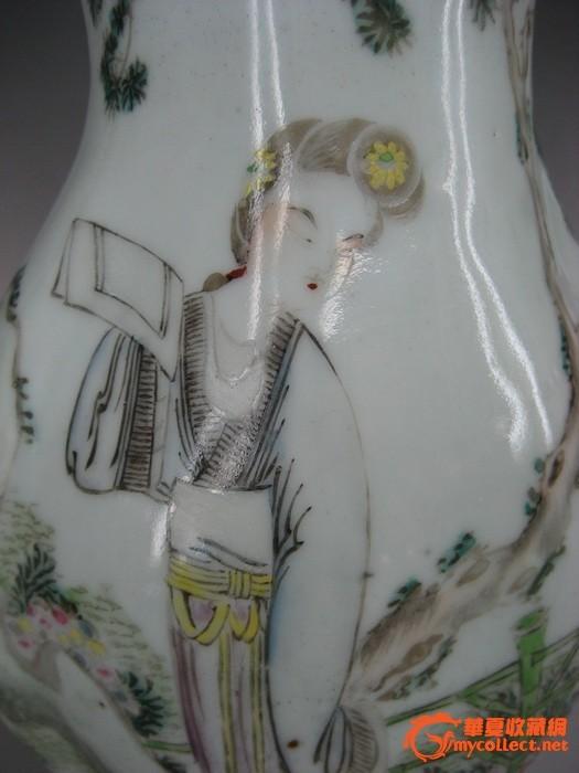 大号民国美女壁瓶