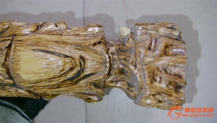 和田玉和田青玉【瑞鹰系蝉】 老黄杨木雕刻【睡佛释迦摩尼】 原矿紫