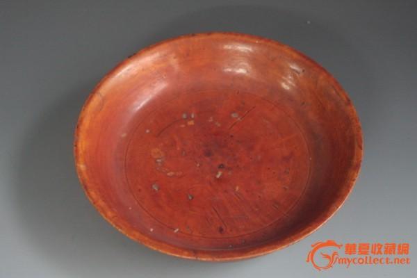 金丝楠阴沉木影子极品水波纹料 一木整挖的珍贵老影子木碗 珍稀黄花梨