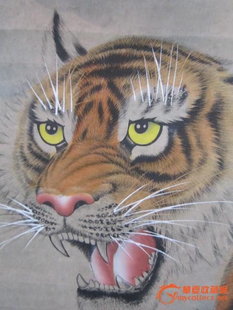 李禅的 老虎画